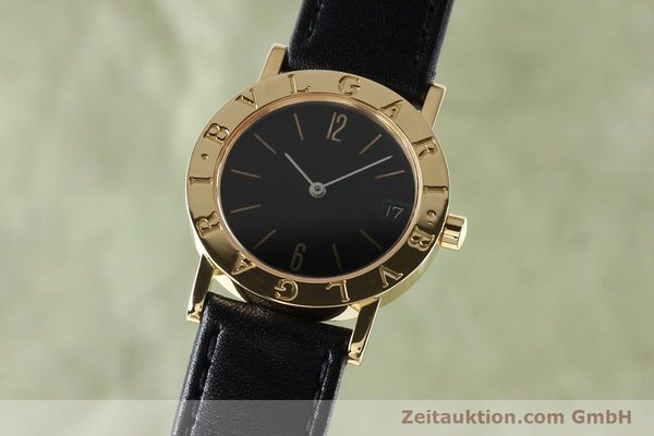 Used luxury watch Bvlgari Bvlgari 18 ct gold quartz Kal. ETA 955.412 Ref. BB30GLD  | 142600 04