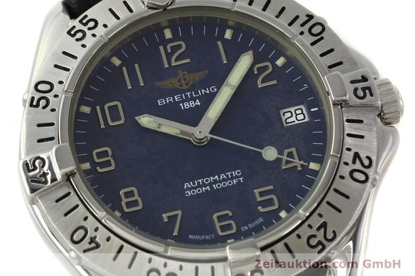 Used luxury watch Breitling Colt steel automatic Kal. B17 ETA 2824-2 Ref. A17035  | 142603 02