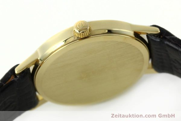 Used luxury watch Baume & Mercier * 18 ct gold quartz Kal. BM5095 ETA 976.001 Ref. MV045089  | 142604 11