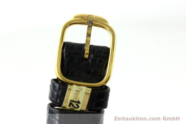 Used luxury watch Baume & Mercier * 18 ct gold quartz Kal. BM5095 ETA 976.001 Ref. MV045089  | 142604 12