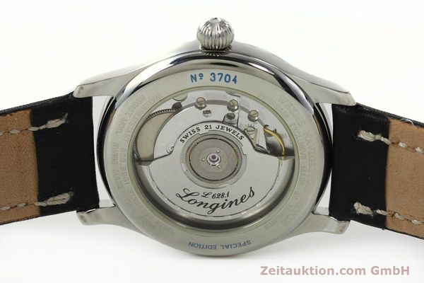 Used luxury watch Longines Weems Navigation Watch steel automatic Kal. L628.1 Ref. 628.5241  | 142606 09