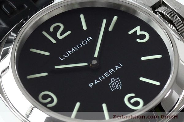 Used luxury watch Panerai Luminor  steel manual winding Kal. ETA B99501 Ref. OP6616 LIMITED EDITION | 142610 02