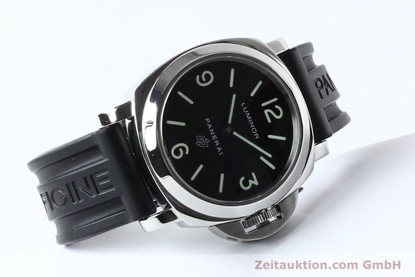 Used luxury watch Panerai Luminor  steel manual winding Kal. ETA B99501 Ref. OP6616 LIMITED EDITION | 142610 03