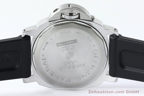 Used luxury watch Panerai Luminor  steel manual winding Kal. ETA B99501 Ref. OP6616 LIMITED EDITION | 142610 12