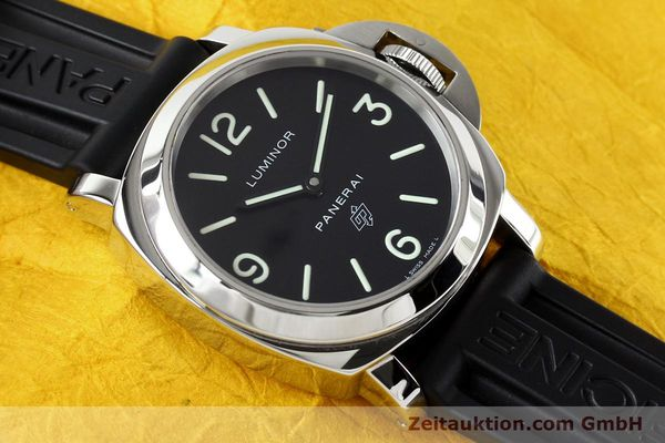 Used luxury watch Panerai Luminor  steel manual winding Kal. ETA B99501 Ref. OP6616 LIMITED EDITION | 142610 16