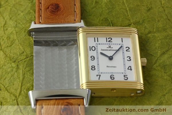 Used luxury watch Jaeger Le Coultre Reverso steel / gold manual winding Kal. 946/2 Ref. 250.5.86  | 142612 14