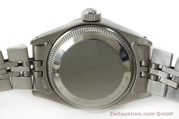 Used luxury watch Rolex Lady Date steel automatic Kal. 2030 Ref. 6919  | 142615 08