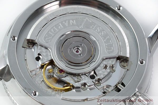 Used luxury watch Ulysse Nardin Marine Chronometer steel automatic Kal. ETA 2892-2 Ref. 263-22  | 142620 11