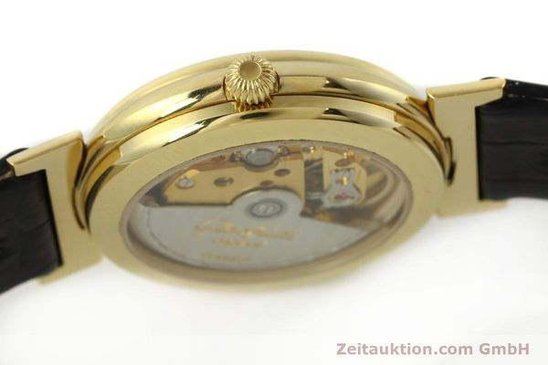 Used luxury watch Glashütte Spezimat gold-plated automatic Kal. 10-30  | 142623 11