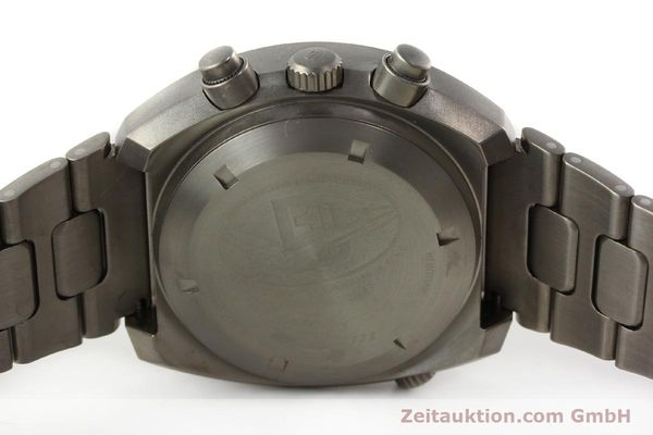 Used luxury watch Sinn D1 Mission chronograph titanium automatic Kal. 5100 Ref. 140/42  | 142626 08