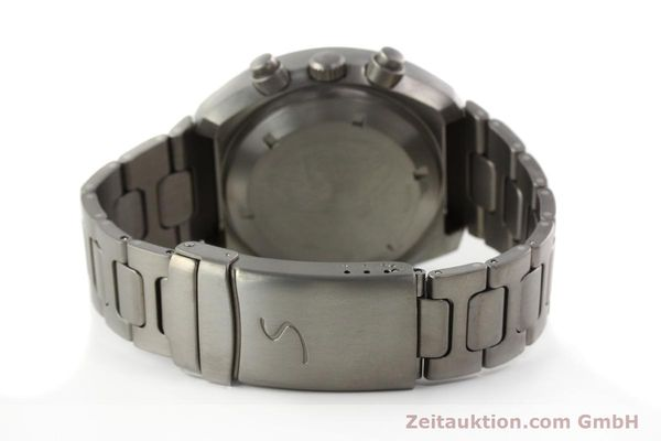 Used luxury watch Sinn D1 Mission chronograph titanium automatic Kal. 5100 Ref. 140/42  | 142626 11