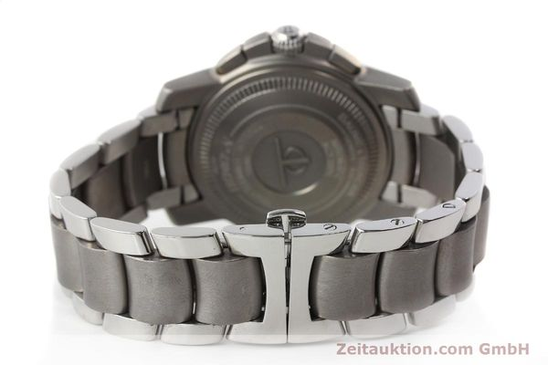 Used luxury watch Baume & Mercier Capeland chronograph steel / titanium automatic Kal. ETA 7750 Ref. 65390  | 142630 12