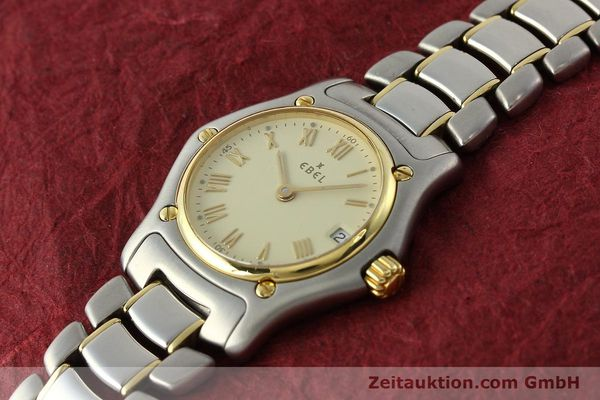 Used luxury watch Ebel 1911 steel / gold quartz Kal. 688 Ref. 188901  | 142634 01