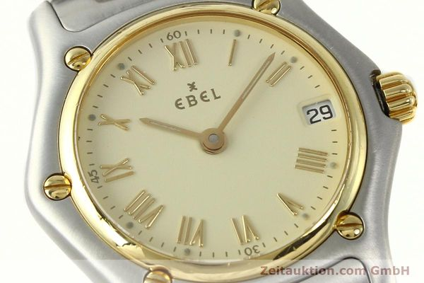 Used luxury watch Ebel 1911 steel / gold quartz Kal. 688 Ref. 188901  | 142634 02