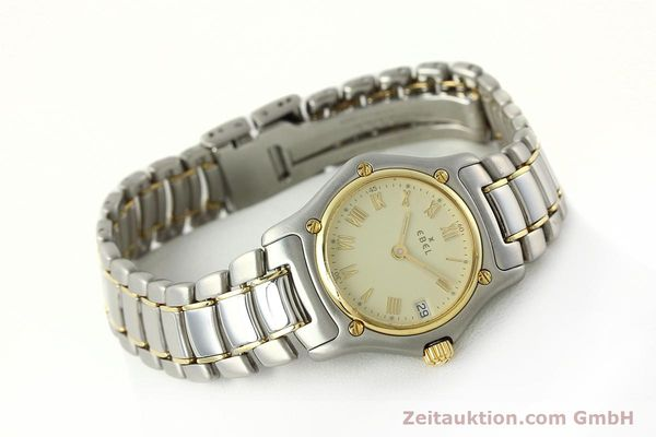 Used luxury watch Ebel 1911 steel / gold quartz Kal. 688 Ref. 188901  | 142634 03