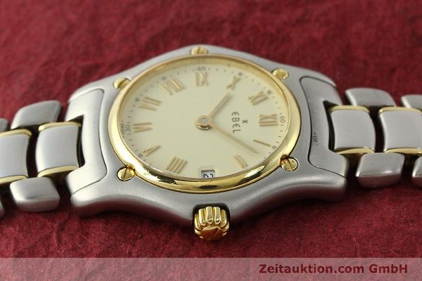 Used luxury watch Ebel 1911 steel / gold quartz Kal. 688 Ref. 188901  | 142634 05