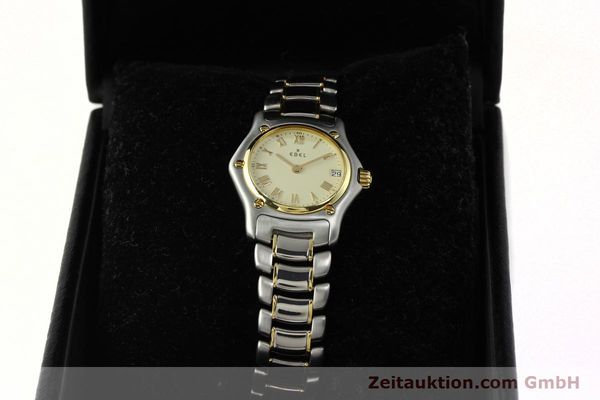 Used luxury watch Ebel 1911 steel / gold quartz Kal. 688 Ref. 188901  | 142634 07