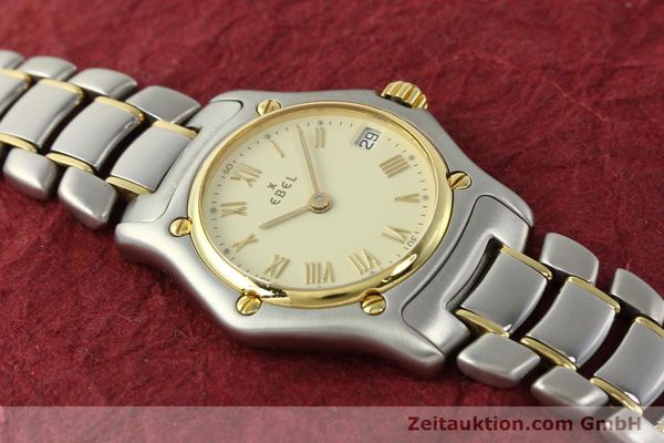 Used luxury watch Ebel 1911 steel / gold quartz Kal. 688 Ref. 188901  | 142634 12