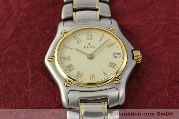 Used luxury watch Ebel 1911 steel / gold quartz Kal. 688 Ref. 188901  | 142634 13