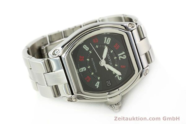 Used luxury watch Cartier Roadster steel automatic Kal. ETA 2829-A2 3110 Ref. 2510  | 142639 03