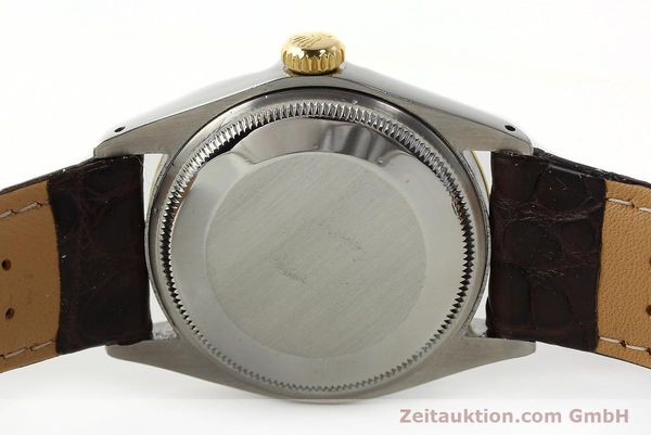 Used luxury watch Rolex Date steel / gold automatic Kal. 1570 Ref. 1505  | 142645 08