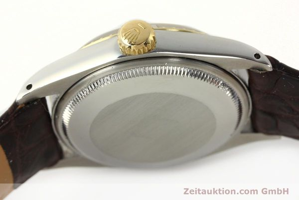 Used luxury watch Rolex Date steel / gold automatic Kal. 1570 Ref. 1505  | 142645 11