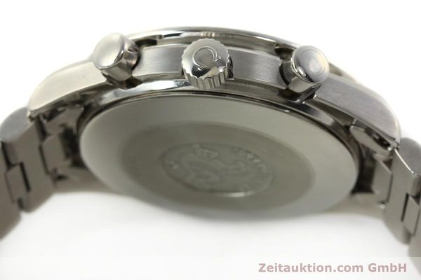 Used luxury watch Omega Speedmaster chronograph steel automatic Kal. 1140 ETA 2890-2  | 142646 11