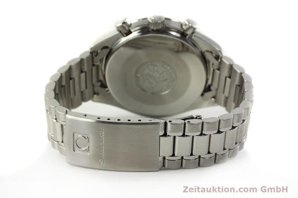Used luxury watch Omega Speedmaster chronograph steel automatic Kal. 1140 ETA 2890-2  | 142646 12
