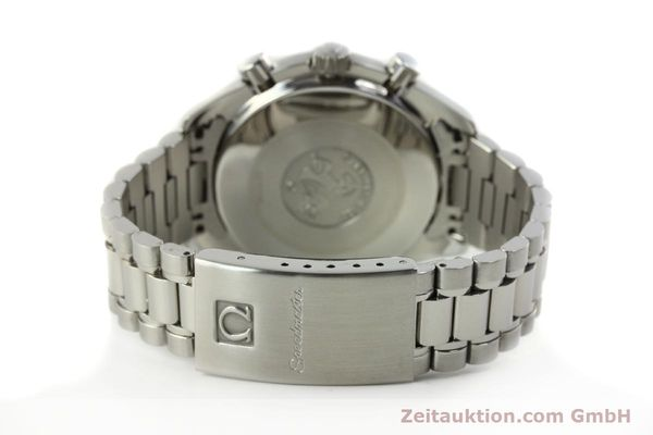 Used luxury watch Omega Speedmaster chronograph steel automatic Kal. 1140 ETA 2890-2  | 142649 12