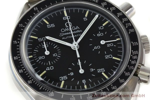 Used luxury watch Omega Speedmaster chronograph steel automatic Kal. ETA 2890-2  | 142651 02