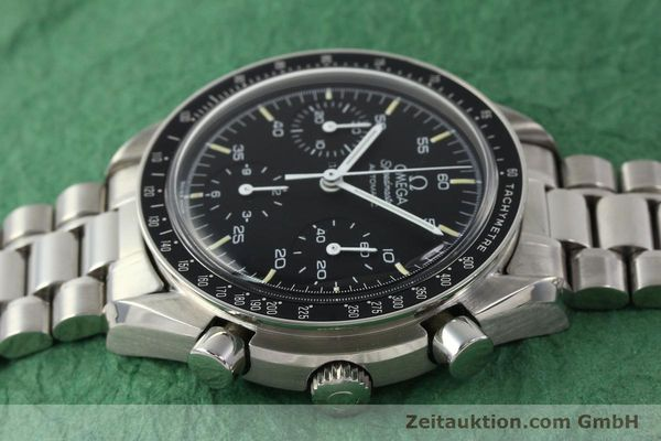Used luxury watch Omega Speedmaster chronograph steel automatic Kal. ETA 2890-2  | 142651 05