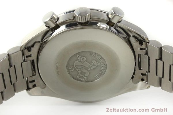 Used luxury watch Omega Speedmaster chronograph steel automatic Kal. ETA 2890-2  | 142651 08
