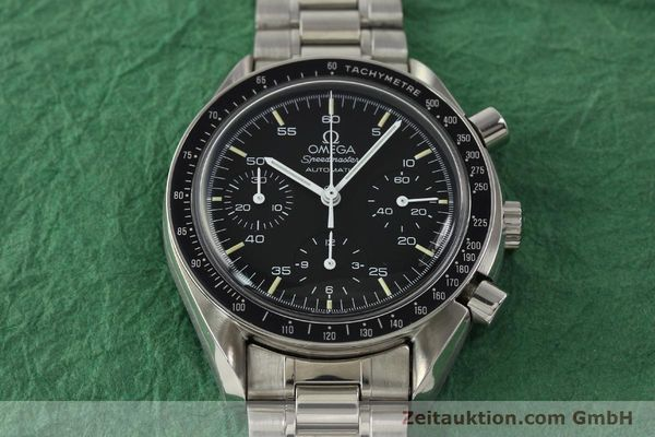 Used luxury watch Omega Speedmaster chronograph steel automatic Kal. ETA 2890-2  | 142651 15