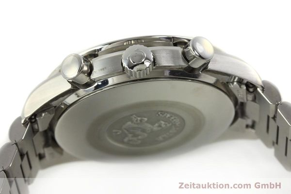 Used luxury watch Omega Speedmaster chronograph steel automatic Kal. 1143  | 142656 11