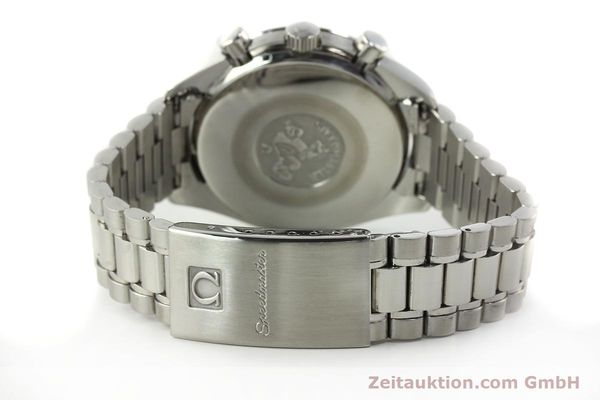 Used luxury watch Omega Speedmaster chronograph steel automatic Kal. 1143  | 142656 12