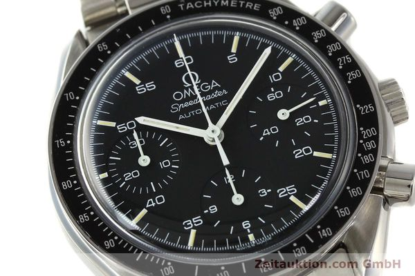 Used luxury watch Omega Speedmaster chronograph steel automatic Kal. ETA 2890-2  | 142659 02