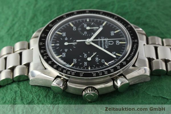 Used luxury watch Omega Speedmaster chronograph steel automatic Kal. ETA 2890-2  | 142659 05