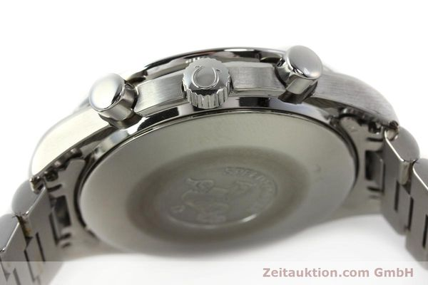 Used luxury watch Omega Speedmaster chronograph steel automatic Kal. ETA 2890-2  | 142659 08