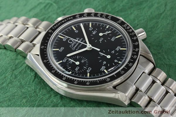 Used luxury watch Omega Speedmaster chronograph steel automatic Kal. ETA 2890-2  | 142659 13