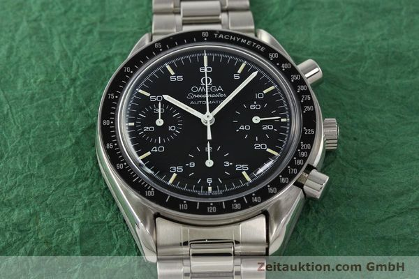 Used luxury watch Omega Speedmaster chronograph steel automatic Kal. ETA 2890-2  | 142659 14