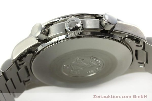 Used luxury watch Omega Speedmaster chronograph steel automatic Kal. 1140 ETA 2890-2  | 142662 11