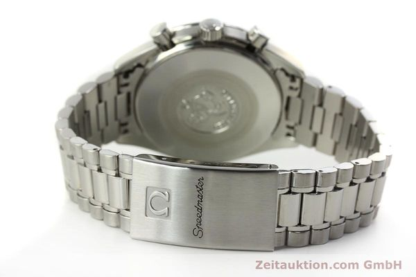 Used luxury watch Omega Speedmaster chronograph steel automatic Kal. 1140 ETA 2890-2  | 142662 12