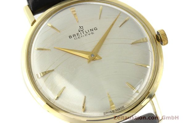 Used luxury watch Breitling * 18 ct gold *undef* Kal. Felsa 330  | 142663 02