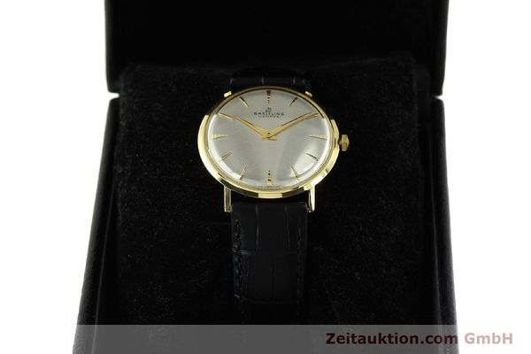 Used luxury watch Breitling * 18 ct gold *undef* Kal. Felsa 330  | 142663 07