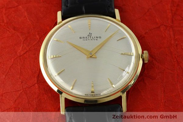 Used luxury watch Breitling * 18 ct gold *undef* Kal. Felsa 330  | 142663 14
