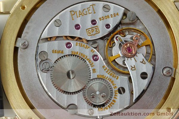 Used luxury watch Piaget Skeleton 18 ct gold manual winding Kal. 9P2 Ref. 90970  | 142667 10