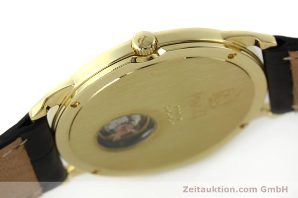 Used luxury watch Piaget Skeleton 18 ct gold manual winding Kal. 9P2 Ref. 90970  | 142667 11