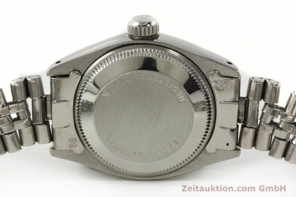 Used luxury watch Rolex Lady Date steel / white gold automatic Kal. 2030 Ref. 6917  | 142679 08