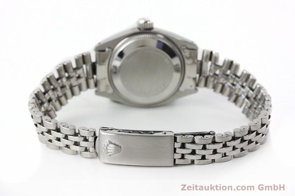 Used luxury watch Rolex Lady Date steel / white gold automatic Kal. 2030 Ref. 6917  | 142679 12
