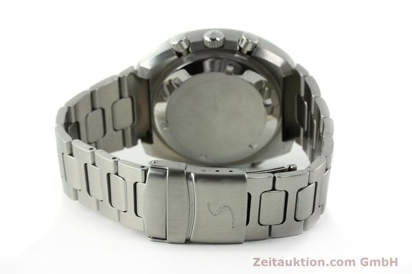 Used luxury watch Sinn D1 Mission chronograph steel automatic Kal. Lemania 5100  | 142681 12